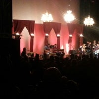 Photo taken at The Palace Theatre by Sean Patrick G. on 12/1/2013