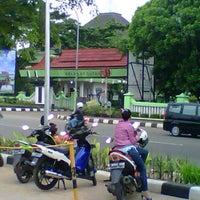 Photo taken at Pemda Kota Bekasi by muhammad m. on 4/7/2013