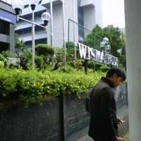 Photo taken at Wisma Budi by muhammad m. on 4/22/2013