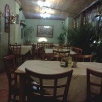Photo taken at Restaurace Terasa by Martin J. on 1/5/2013