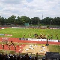 Photo taken at Dantestadion by Zaira P. on 6/21/2014