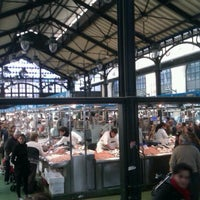 Photo taken at Mercado de Abastos by Luis C. on 3/15/2013