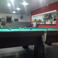 Photo taken at Executivo Snooker Bar e Bilhar by Douglas M. on 12/8/2012