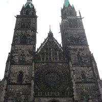 Das Foto wurde bei St. Lorenz von Simone P. am 4/16/2013 aufgenommen
