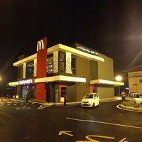 Photo taken at McDonald's Kok Lanas Drive Thru by Rahimi R. on 1/3/2014