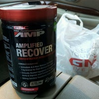 Photo taken at GNC by William S. on 7/10/2013