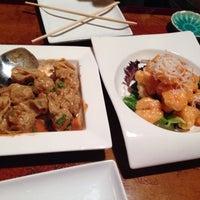 Photo taken at Sake Cafe by Heather ❤ M. on 2/6/2014