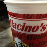 Photo taken at Bellacino's by Chad M. on 2/16/2013