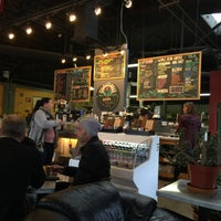 Photo taken at Millcreek Coffee Roasters by Brian A. on 12/4/2015