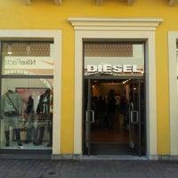 Photo taken at Diesel by Mecu on 1/4/2013