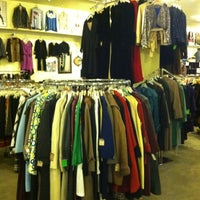 Photo taken at Cheap Jack's Vintage Clothing by Suzi W. on 12/19/2012