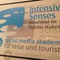 Photo taken at Social Media Akademie für Reise und Touristik by Maike O. on 8/15/2013