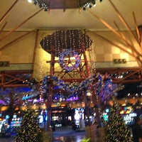 Photo taken at Casino of the Earth by 🐸Julie🍀🌺 B. on 1/7/2013