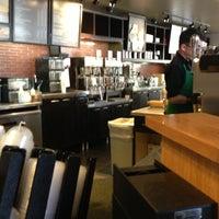 Photo taken at Starbucks by 🐸Julie🍀🌺 B. on 10/4/2012