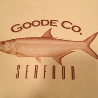 Photo taken at Goode Company Seafood by Tanya T. on 2/16/2013