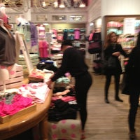 Photo taken at Victoria's Secret PINK by Tanya T. on 3/11/2013