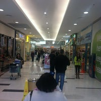 Photo taken at Unley Shopping Centre by Lynn A. on 7/20/2013