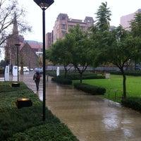 Photo taken at Bonython Hall by Lynn A. on 7/4/2013