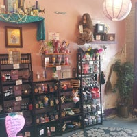 Photo taken at Erzulie's Voodoo Shop by Anna Erzulie's V. on 3/15/2013