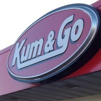 Photo taken at Kum & Go by Larry P. on 11/8/2012