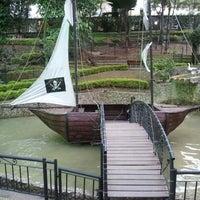 Foto tomada en Parque Mejoras Publicas por Cristian el 4/7/2013