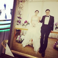 Photo taken at Beau Belle Wedding & Buffet by Mika EunJin K. on 1/11/2014