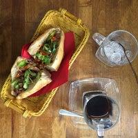 Photo taken at Mr. Bánh Mì by Jason N. on 3/7/2015