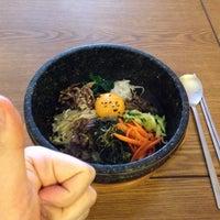 Photo taken at Kimchi by Jason N. on 1/29/2014