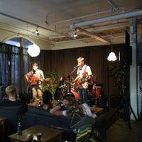 Photo taken at Communitea Cafe by Joshua H. on 7/22/2014