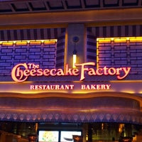 Photo taken at The Cheesecake Factory by Shrshr T. on 6/5/2013