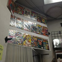 Photo taken at Galactic Comics by B on 2/24/2013