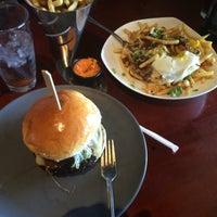 Photo taken at Bachi Burger by Justin W. on 6/27/2015