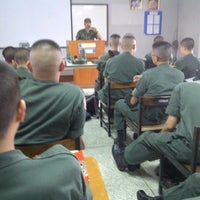 Photo taken at Territorial Defense School by Saek T. on 9/27/2012