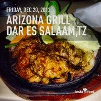 Foto scattata a Arizona Grill da Michael S. il 12/20/2013