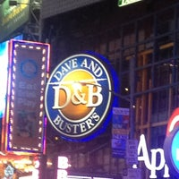 Photo taken at Dave & Buster's by Dana M. on 4/2/2013