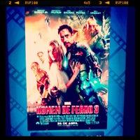 Photo taken at Moviecom Cinemas by Crystian P. on 5/11/2013