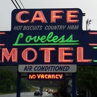 Photo taken at Loveless Cafe by Michael G. on 6/1/2013