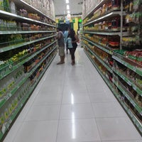 Photo taken at Puregold FTI by Erick S. on 12/5/2014