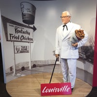 Photo taken at Louisville Visitors Center by Ryan S. on 8/29/2016