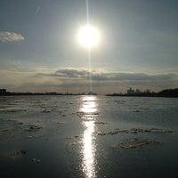 Photo taken at South Fishing Pier by Ryan S. on 3/8/2013