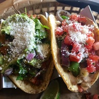 Photo taken at Qdoba Mexican Grill by Ryan S. on 4/22/2016