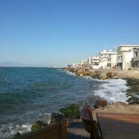7/23/2013 tarihinde Fatih Y.ziyaretçi tarafından Ümit Restaurant'de çekilen fotoğraf