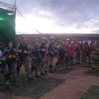 Photo taken at Kodex Paintball by Kodex Paintball &. on 12/10/2017
