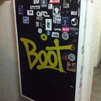 Photo taken at Boot by Hiroto N. on 9/12/2014