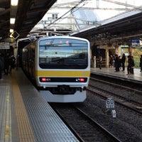 Photo taken at Ochanomizu Station by knj7788 on 12/8/2012