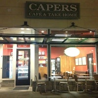 Photo taken at Caper's Cafe & Take Home by Tamera F. on 1/18/2013