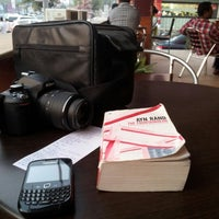Photo taken at Barista by Rohit B. on 10/20/2012