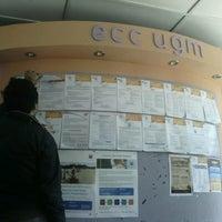 Photo taken at Graha Karir ECC UGM by Fuad G P. on 5/2/2013