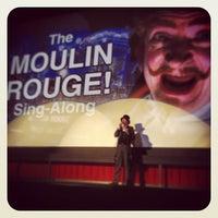 Photo taken at Alamo Drafthouse Cinema – Ritz by Adam M. on 2/1/2013