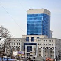 Photo taken at ТГМУ Фармацевтический корпус by Kir O. on 2/24/2016